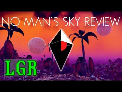 LGR - No Man's Sky Review