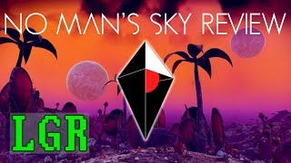 LGR - No Man's Sky Review (Video Game Video Review)