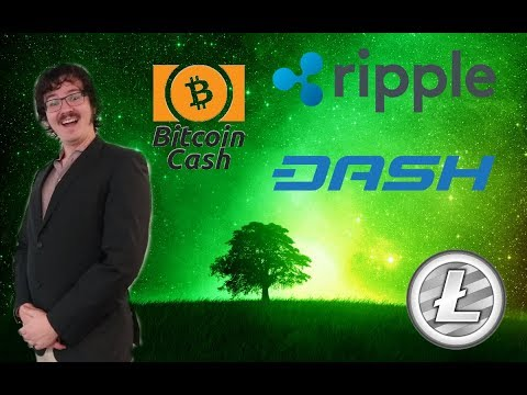 Litecoin, Dash, Ripple, And Bitcoin Cash - News And Price
