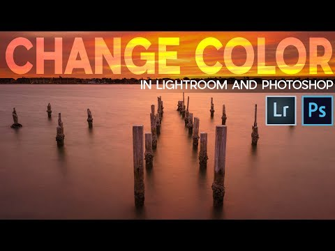 Mystery Solved! The Lightroom Color Tool