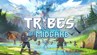 12 Minutes of Tribes of Midgard Gameplay