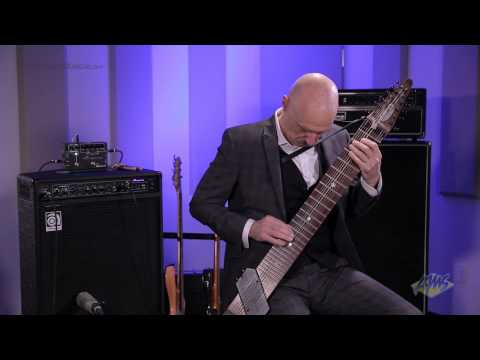 AMS Exclusive Tony Levin Bass Performance - Chapman Stick