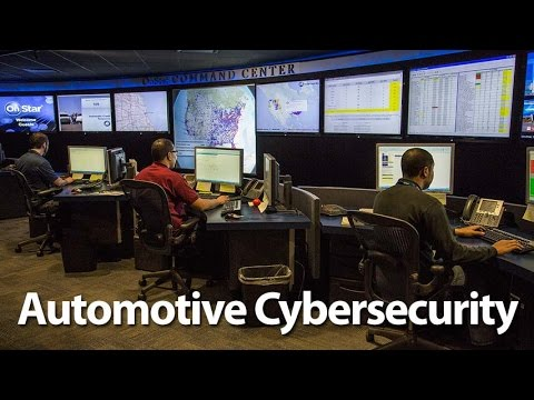 Automotive Cybersecurity - Autoline This Week 1931