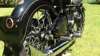 Rudge Special Motorcycle 1938 Vintage Video