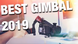 BEST CHEAP GIMBAL for DSLR / MIRRORLESS 2019 - Accsoon A1-S