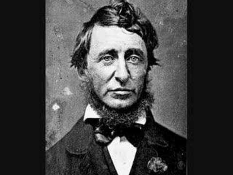 Iconoclastic Individualism - Henry David Thoreau (part 1)