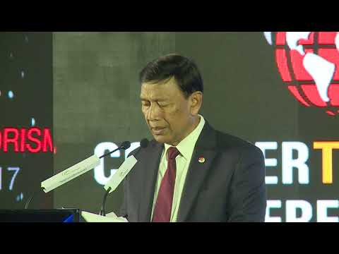 Wiranto, Coordinating Minister for Political, Legal and Security Affairs, Government of Indonesia