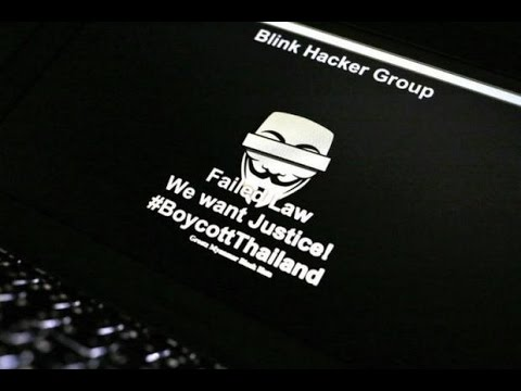 hackers anonymous Thailand, Tiger Air, tallest flagpole
