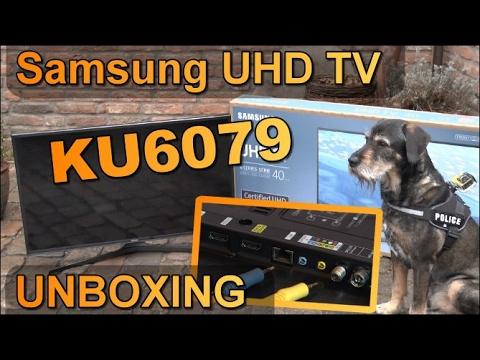 unboxing/first-look:-samsung-uhd-smart-tv-ku6079-(Überblick-und-montage)