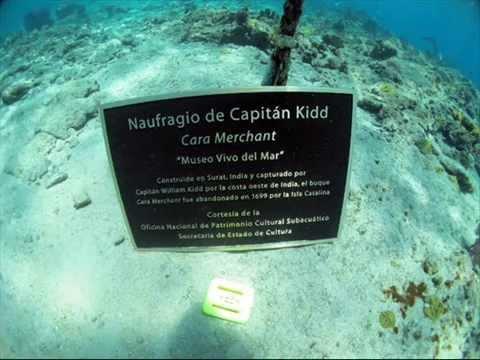 Pirate Capt Kidd's 'treasure' found in Madagascar