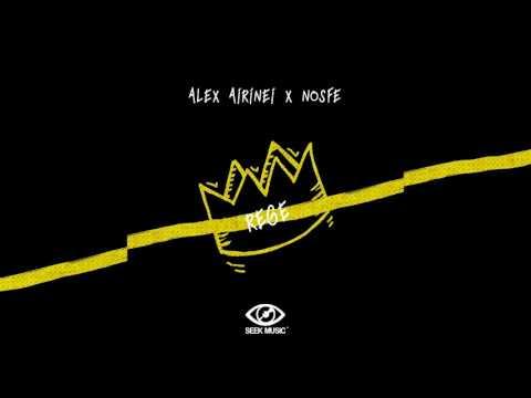 Alex Airinei - Rege feat. NOSFE (Audio)