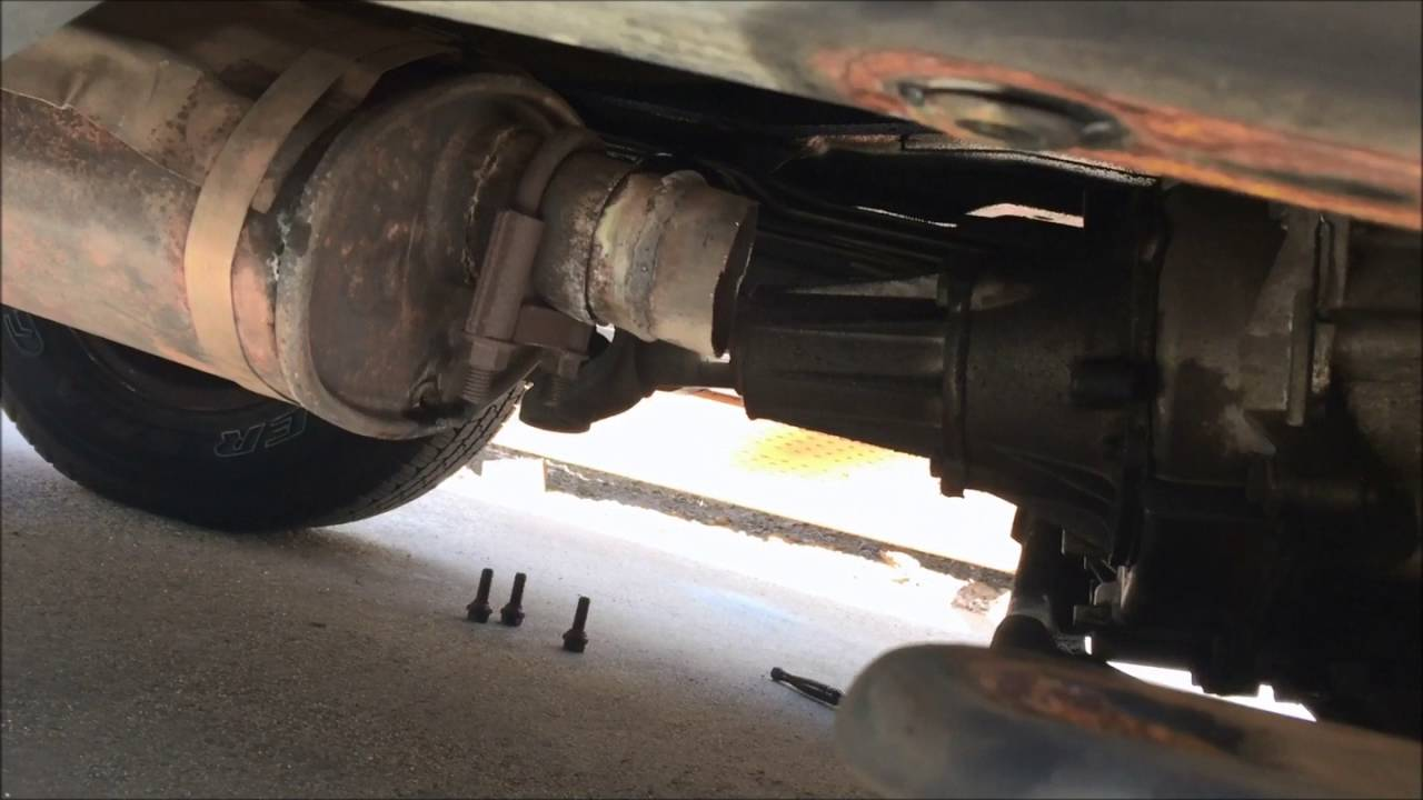 Perfect Replacing The Catalytic Converter On A 95 Jeep Wrangler