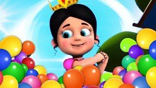 Pinky Ka Birthday | जन्मदिन कि शुभ कामनाएं | Birтhday Songs In Hindi | Rhymes In Hindi | Baby Song
