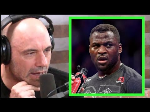 Joe Rogan On Disappointing Francis Ngannou/Derrick Lewis Fight