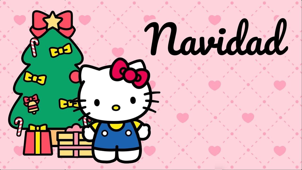 Navidad | El Mundo de Hello Kitty - YouTube
