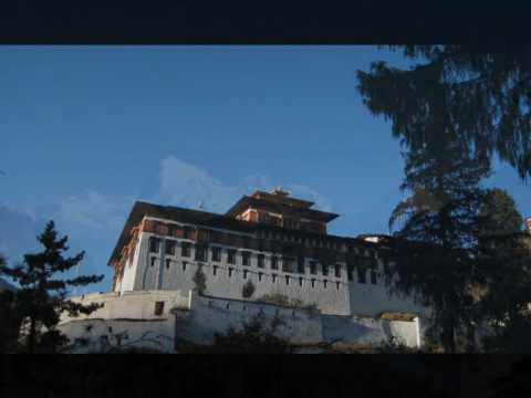 Meditating in Bhutan.wmv