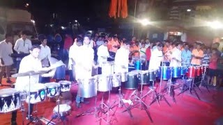 gajananaa shree ganaraya by spj melody beats in gorai event