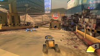Wall-E PSP Gameplay HD