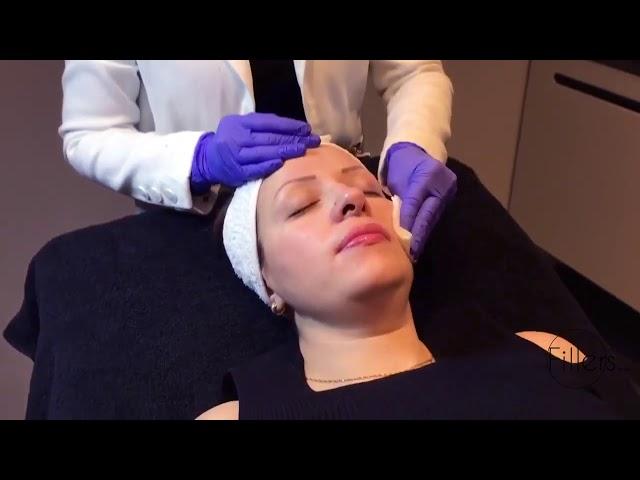 Fillers Institute Stockholm - Hur en skinbooster behandling går till