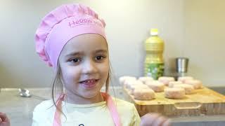 Алиса знает, что готовить! Куриные котлеты с пармезаном.