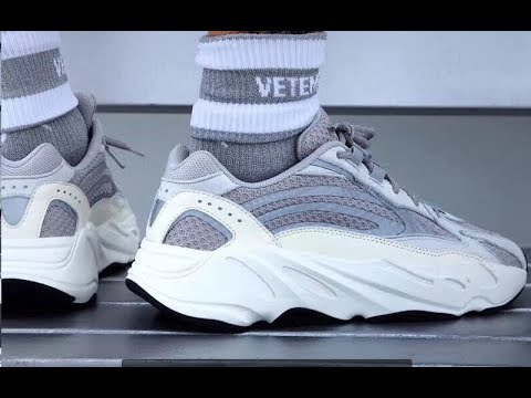 2dcac41756e4c Yeezy Boost 700 V2 Static unboxing review - YouTube