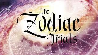 The Zodiac Trials Book Trailer TWO