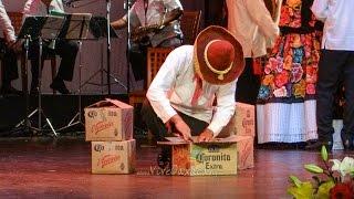 """Guelaguetza 2015: Sandunga """"Fiestas Titulares de Tehuantepec"""""""