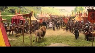 Хроники Нарнии 1 часть,клип по фильму