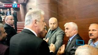 Ortahisar Belediye Meclisi'nde şok kavga (03.05.2016)