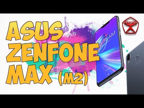 ASUS Zenfone Max (M2) на чистом Android / Арстайл /