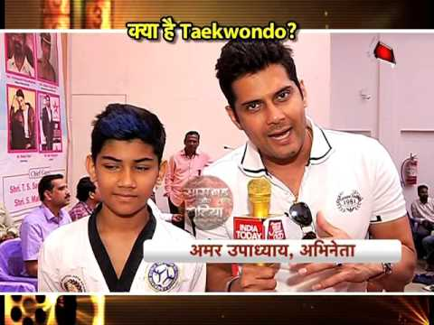 Amar Upadhyay a..k.a Dharam's talented son Aryan Upadhyay