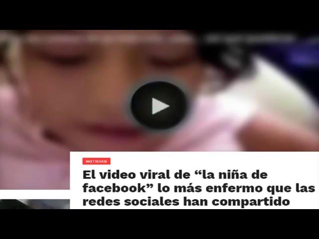 el video viral de facebook