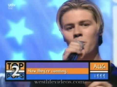 Westlife   If I Let You Go TOTP2 08 1999