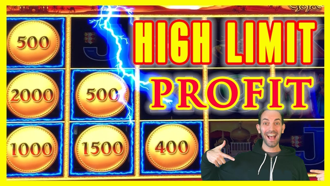High Limit Slot Hits