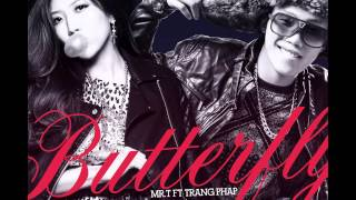 AUDIO | Butterfly | Mr.T ft. Trang Pháp