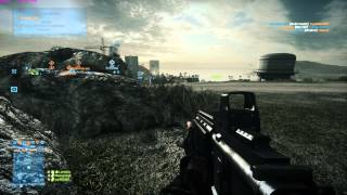 Battlefield 3 (BF3) - EVGA GTX 780 SC 2-Way SLI - Ultra Settings Gameplay Performance