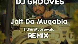 Jatt Da Muqabla REMIX DJ GROOVES