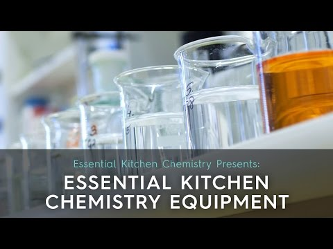 Essential Kitchen Chemistry Equipment