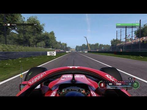 F1 2018 - Top Speed Test - All Cars - Как поздравить с Днем