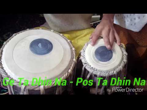 Tabla Lesson For Beginners | Fast Kherwa Lessons  #3  |