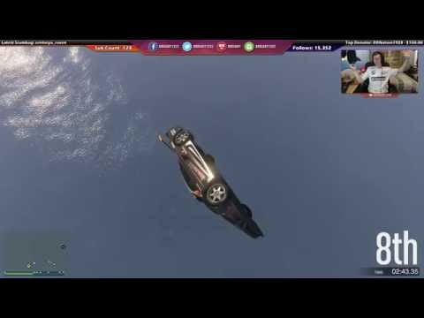 Ultimate Race Takeout (GTA Online) [Twitch]