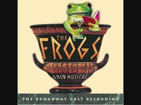 I Love to Travel (The Frogs: A New Musical)