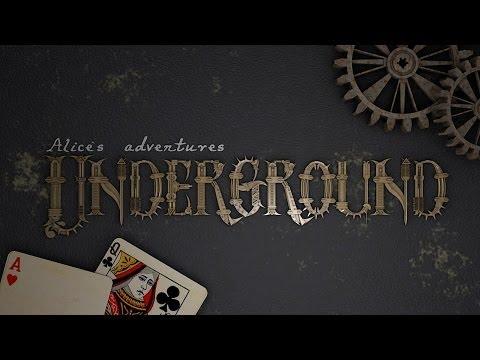 Alice adventures Underground Production Diary 1-Wonderland Rig