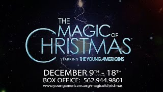 The Young Americans - The Magic of Christmas 2016