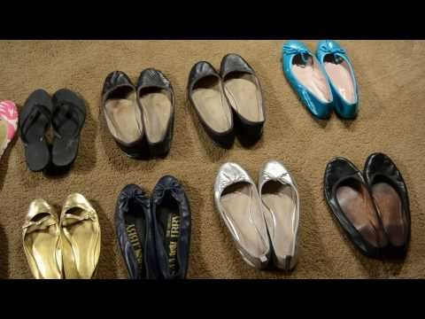 Ballet flat collection