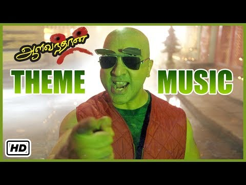 Latest Tamil Hits | Aalavandhan Tamil Movie Songs | Theme Song | Kamal Haasan | Manisha Koirala
