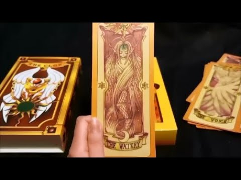 Clow Cards From Cardcaptor Sakura