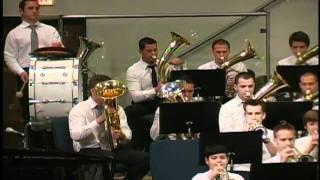 Festival Fanfare Chicago 2011 - Fanfara Golgota Chicago - Sub Ochiul Sfant.flv