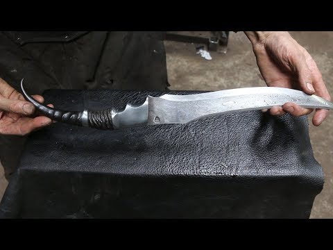 Forging Arya's dagger, the complete movie.