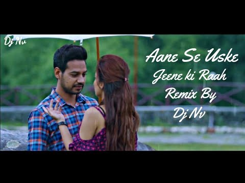 Aane Se Uske Aaye Bahar   Mohammed Rafi   Jeene ki Raah   Remix   - Dj Nv